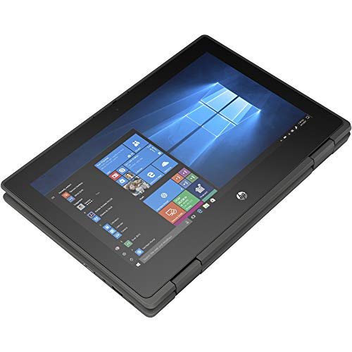 Product Image 1: HP ProBook x360 11 G6 EE 11.6″ Touchscreen 2 in 1 Notebook – 1366 x 768 – Core i3 i3-10110Y – 8 GB RAM – 128 GB SSD – Windows 10 Home 64-bit – Intel UHD Graphics 615 – BrightView – 5 Megapixel Re