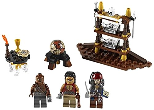 LEGO Pirates of the Caribbean 4191 - Kapitänskabine