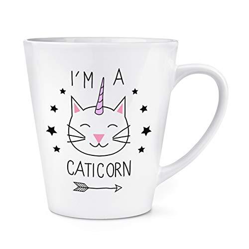 I'M A Caticorn 12oz Latte Becher Tasse
