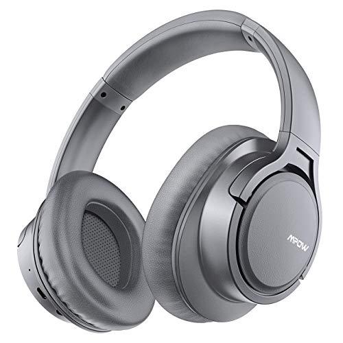 Mpow H7 Auriculares Bluetooth Diadema, 18hrs de Reproducir, CVC 6.0,...