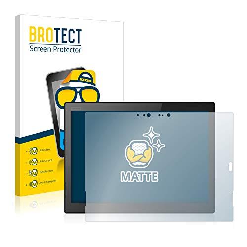BROTECT Entspiegelungs-Schutzfolie kompatibel mit Lenovo ThinkPad X1 Tablet (3.Gen) Bildschirmschutz-Folie Matt, Anti-Reflex, Anti-Fingerprint