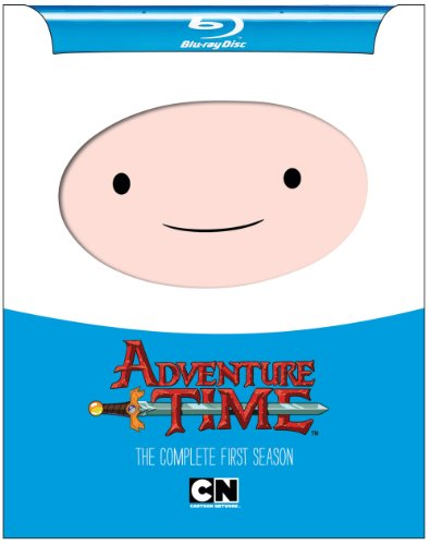 Adventure Time: The Complete First Season  [Blu-ray] [Importado]