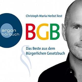 BGB - Das Beste aus dem Bürgerlichen Gesetzbuch Titelbild