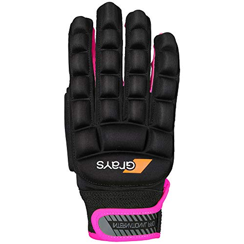 GRAYS International Pro Right Handschuhe schwarz/rosa Large