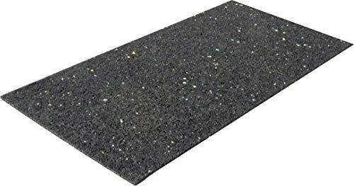 PETEX Anti-Rutsch Matten (L x B x H) 20 cm x 10 cm x 8 mm aus Gummigranulat