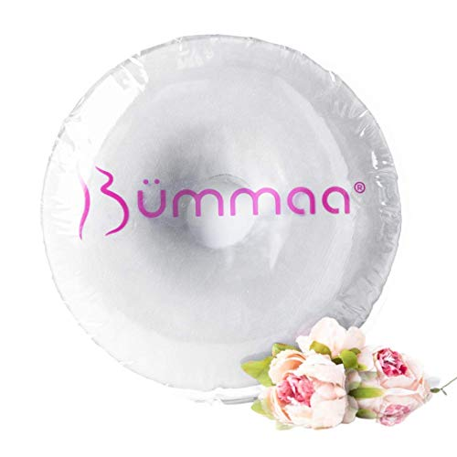 Bümmaa Original Postpartum Pillow | Premium Memory Foam Perineal Pain Relief Sitting Cushion | Hemorrhoids, Episiotomy, Postnatal, Lacerations, Stitches, Breastfeeding Perineum Cushion