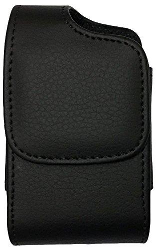 Premium Classic Style Tasche Case mit Gürtel Clip für Medtronic Minimed Paradigm Revel 723/523Insulinpumpen, Vertical/1