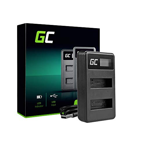 Green Cell® AHBBP-401 Oplader voor GoPro AHDBT-401 Batterij en HERO4 Black/Silver/Music/Surf Edition Camera's (2.5W 4.2V 0.6A)