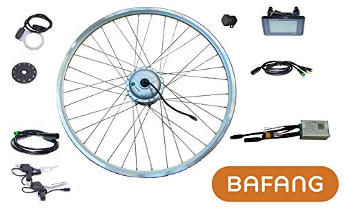 "Bafang E-Bike Umbausatz 20"" 250W 36V Vorderrad Silber eingespeicht FWD Kit IP65 C961 G311 Nabenmotor BF-FWD-25036-C961-20"
