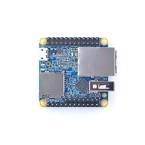 NanoPi Neo con 512MB de Memoria RAM DDR3 y Allwinner H3 y Quad-Core Cortex-A7 hasta 1.2GHz