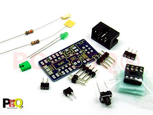 POPESQ® - ATTINY 13/25 / 45/85 Board KIT Breadboard Arduino kompatibel Atmel AVR #A755