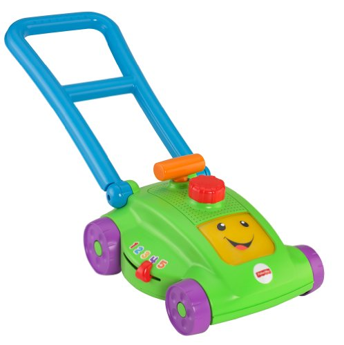 Product Image of the Fisher-Price Laugh & Learn Smart Stages Mower
