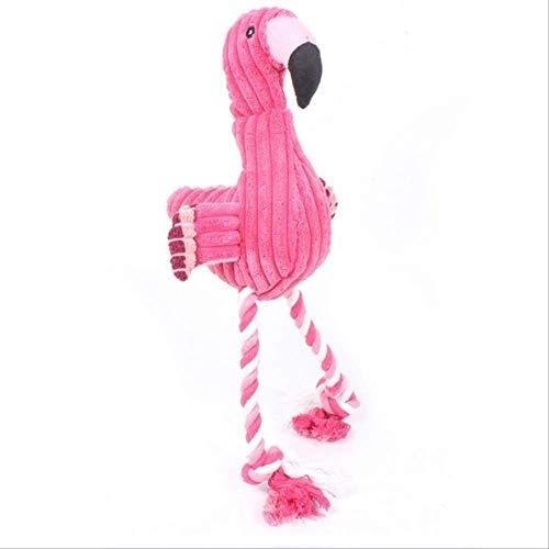 XYBB Juguetes Perros Popular Divertido Salvaje Flamingo