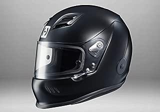 HJC Helmets HJC-2BL15 Black AR-10 III SA2015 Racing Helmet Rubbertone - Large