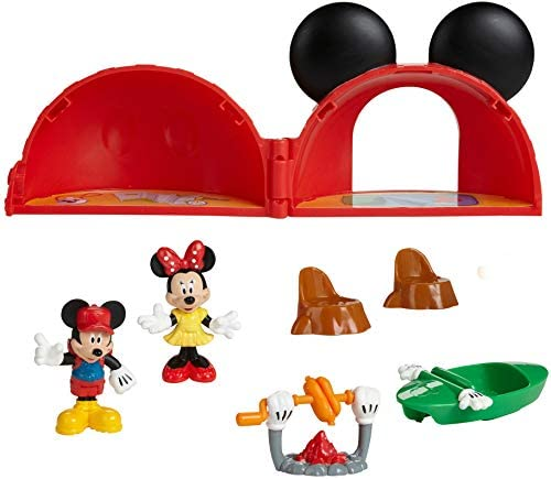 Fisher Price Disney Junior Mickey Mouse Silly Pals Camping Adventure product image