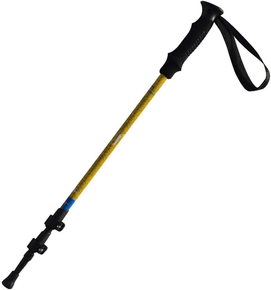 OonlyoO Telescopic Trekking Lowest price Max 70% OFF challenge Poles Quick Adjustable Lock Walking