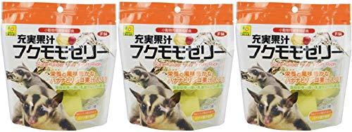 充実果汁フクモモゼリー (16g×10個)×3袋