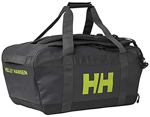 Helly Hansen HH Scout Duffel L Bolsa De Deporte, Unisex Adulto, Ebony, 90L
