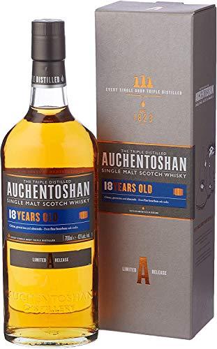 auchentoshan 18años Single Malt Scotch Whisky (1x 0,7l)