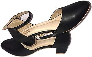 Black Color Sandal for Girls