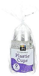 365 Everyday Value, Plastic Cups (9 fl oz), 20 ct