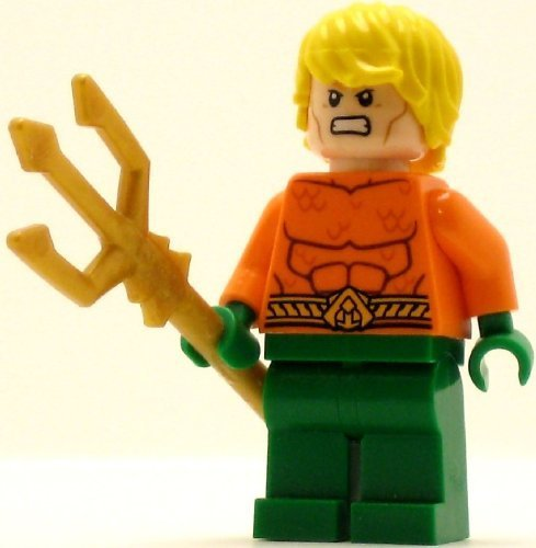 LEGO? SuperheroesTM Aquaman - from set 76000 by LEGO