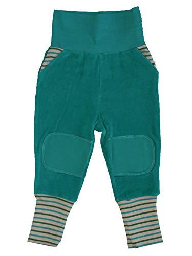 Leela Cotton - Pantalon - Bébé (garçon) 0 à 24 Mois - Bleu - 9 Mois