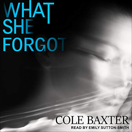 What She Forgot cover art