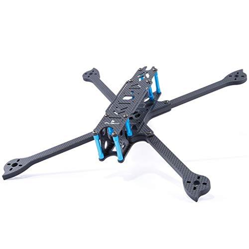 Alecony Mini Racing Drone FPV Carbon Quadrocopter Rahmen Kit, iFlight XL8 V4 8 Zoll 322mm FPV Rahmen Kit Long Range Für RC FPV Racing Drone
