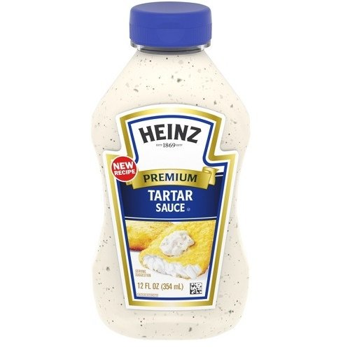 Heinz Sauce Tartar Squeeze, 12 oz