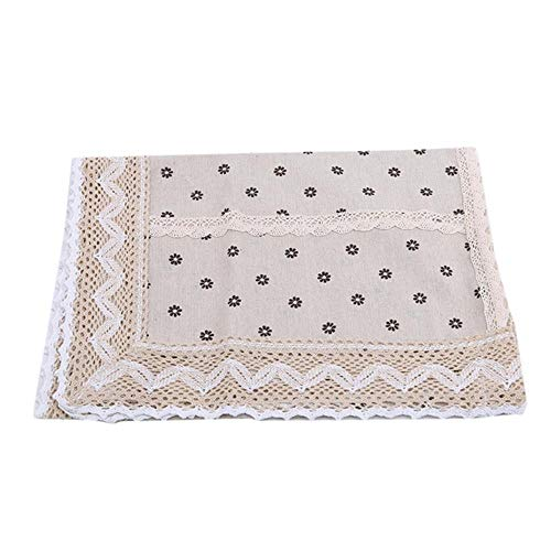 Miner Flower Print Micro-Ondes Dust Cover Four Four Range Hood Home Supply Accessories Storage Bag, Star Sea