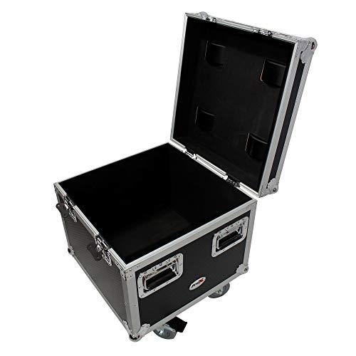 """ProX XS-UTL9W Utility Pro Audio Gear Flight Case w/Casters 20x20x20"""""""