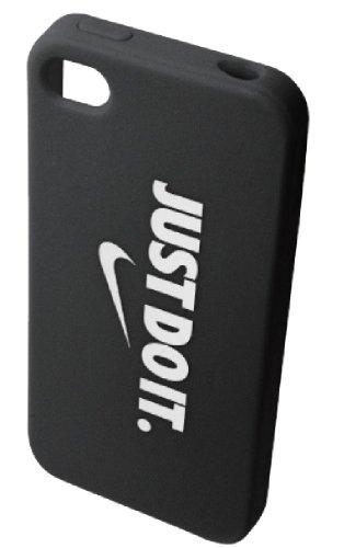Nike - Carcasa Blanda para iPhone 4/4S