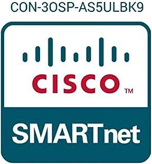 Cisco Smartnet CON-3OSP-AS5ULBK9 for ASA5505-UL-BUN-K9 3 years on-site 24x7 response time: 4 h by NaturaWell