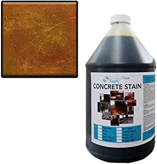 Concrete Acid Stain | Vintage Umber 1 Gallon