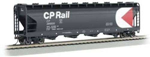 BAC17555 17555 ACF 56' 4-Bay Center-Flow Hopper CP Rail N by Bachmann Trains