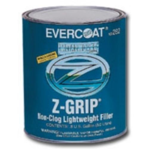 Evercoat Fibreglass 282 Z-Grip Non-Clog Lightweight Filler - Gallon