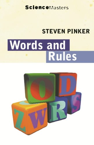Words And Rules: The Ingredients of Language (SCIENCE MASTERS) (English Edition)