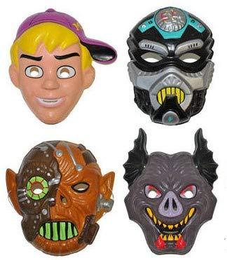 Fiesta Palace - masque coque personnage enfant mix