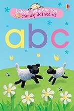 ABC Flashcards (Usborne Look and Say)