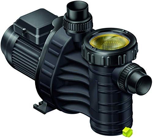 well2wellness® Selbstansaugende Filterpumpe Umwälzpumpe Aqua Plus 11 mit 11m³/h