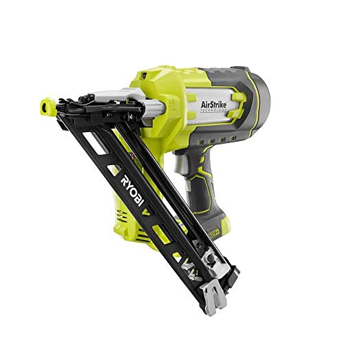 Ryobi P330 18V ONE+ Angled 15 Ga Finish Nailer Battery and Charger Not Included