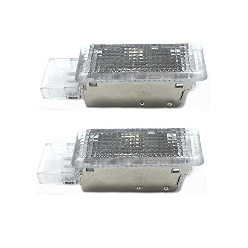 SSGLOVELIN 2 unids para Footwell Light Fit for Golf 6 Jetta Mk5 Mk6 Tiguan Fit for Passat B6 Polo 7L0 947 415 5nd 947 415 7L0947415
