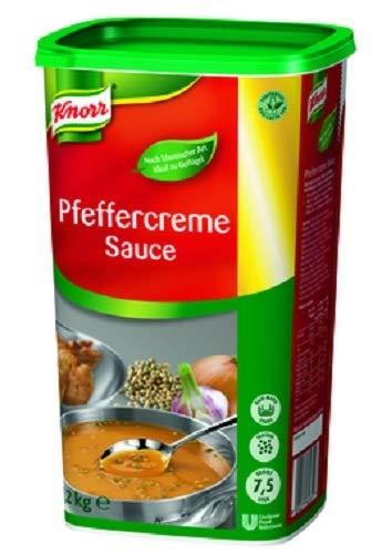 Knorr Pfeffercreme Sauce 1.2 kg