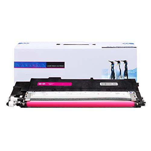 JZMY Cartucho de tóner para HP Color Laser 150A 150NW MFP 179FNW 178NW modelo 118A/W2080A, color magenta