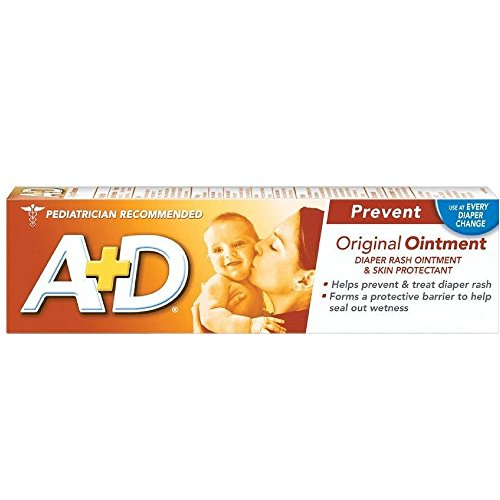 A+D Original Ointment, 4 Ounce