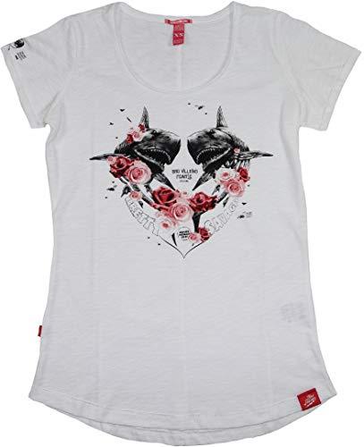 Yakuza Premium GS 2836 Damen T-Shirt Weiß XL