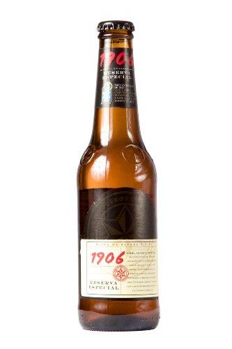 Estrella Galicia - 1906 Bier, Cerveza Reserva Especial 24Flaschen