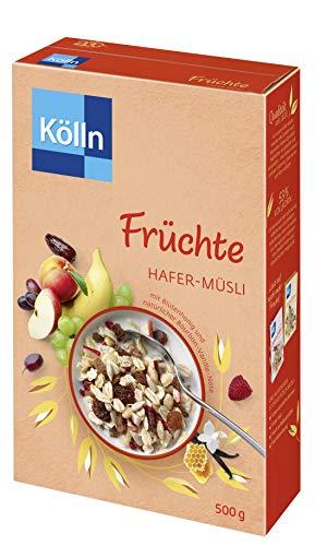 Kölln Müsli Früchte, 7er Pack (7 x 500 g)