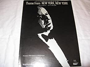 Best theme from new york new york sheet music Reviews